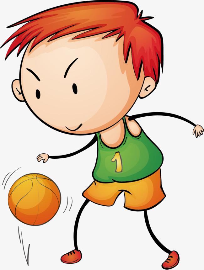 体育运动卡通素材图片