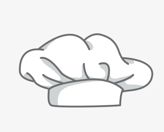厨师简笔画图片