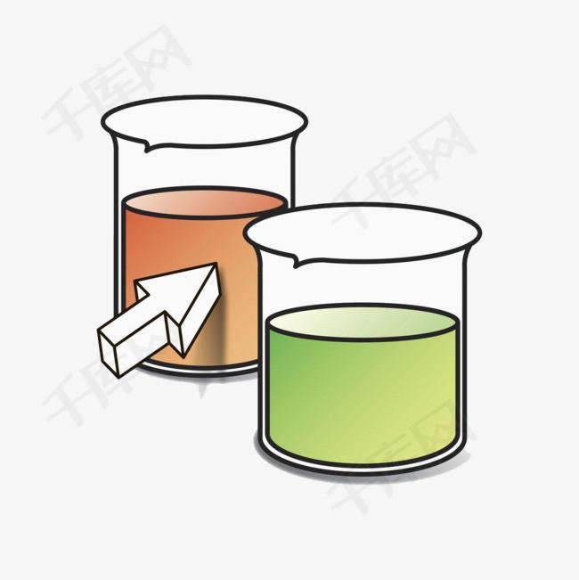 化学烧杯素材图片免费下载 高清png 千库网 图片编号8141072