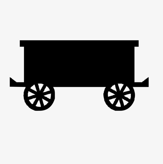 手绘小火车