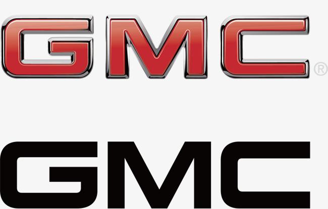 gmc 汽车标志logo 矢量车标             此素材是90设计网官方设计