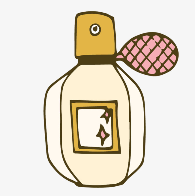 图片 其他 > 【png】 手绘香水瓶