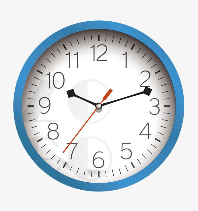 矢量手绘钟表