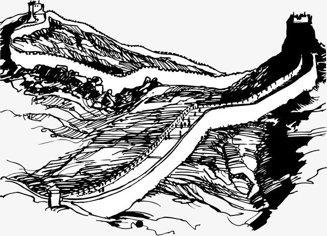 图片 万里长城 > 【png】 万里长城  分类:手绘动漫 类目:其他 格式