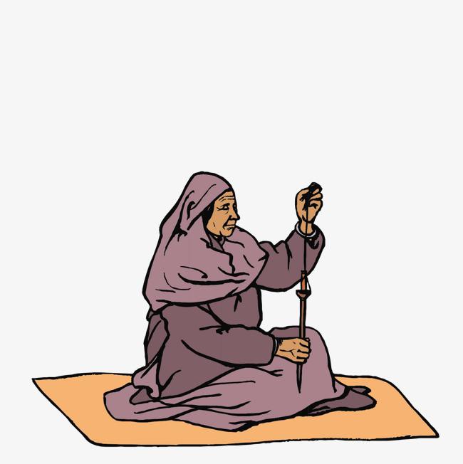 老妇伦囹�a�M_点灯的巴林老妇人