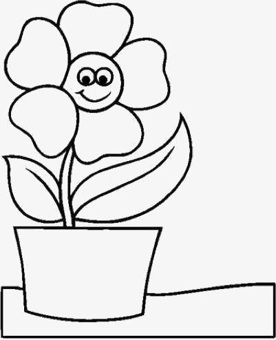 简笔花朵素材图片免费下载 高清png 千库网 图片编号8230644