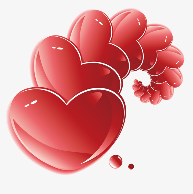 图片 > 【png】 爱心装饰图案  分类:手绘动漫 类目:其他 格式:png