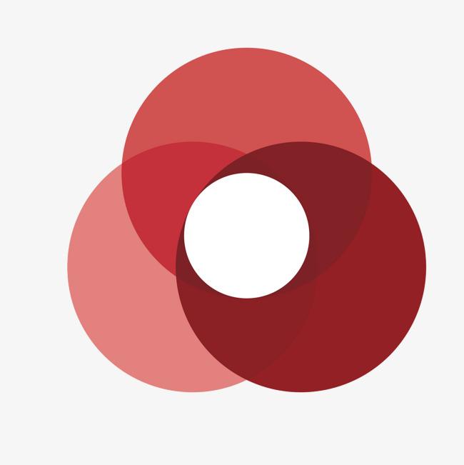 图片 > 【png】 红色圆形组合  分类:字体设计 类目:其他 格式:png 体