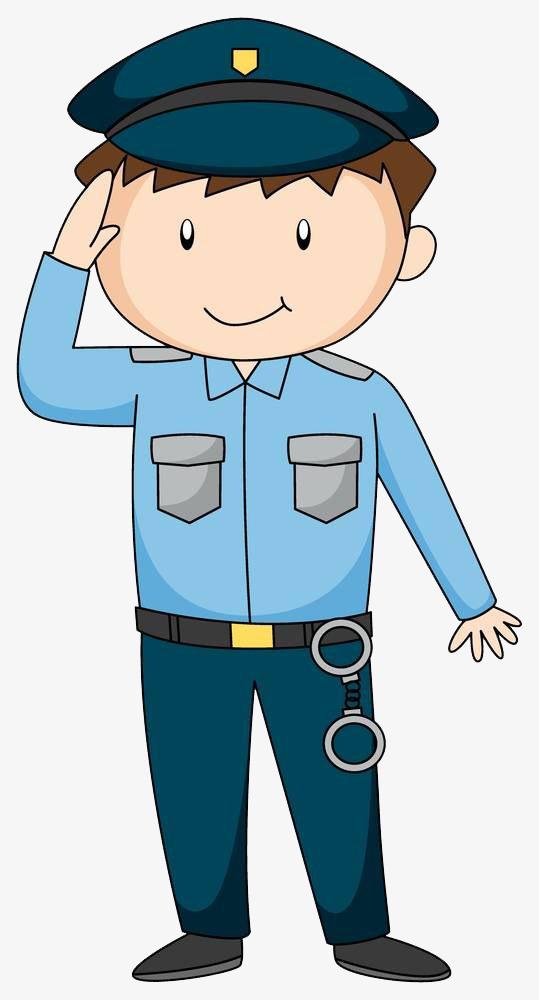 警察敬礼图片