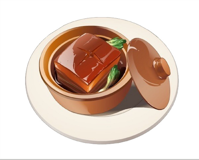 图片 > 【png】 东坡肉  分类:手绘动漫 类目:其他 格式:png 体积:0.