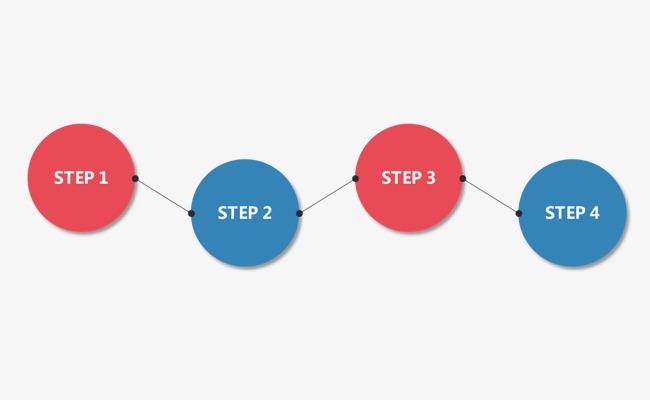 圆形流程图表矢量商务信息ppt图表矢量信息图表商务信息图表信息ppt圆形流程图表