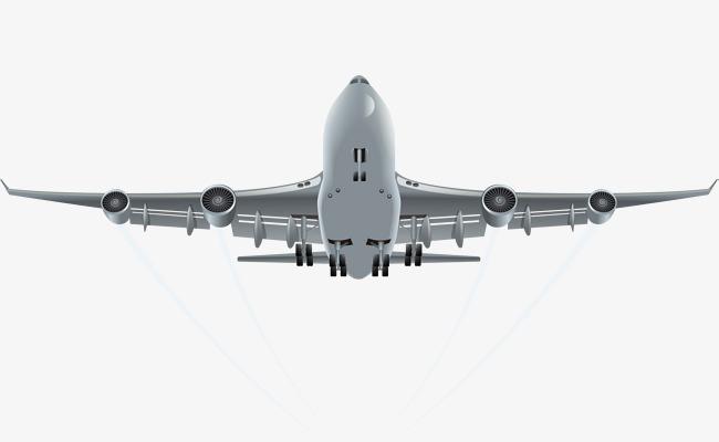飞机ppt图表png素材-90设计