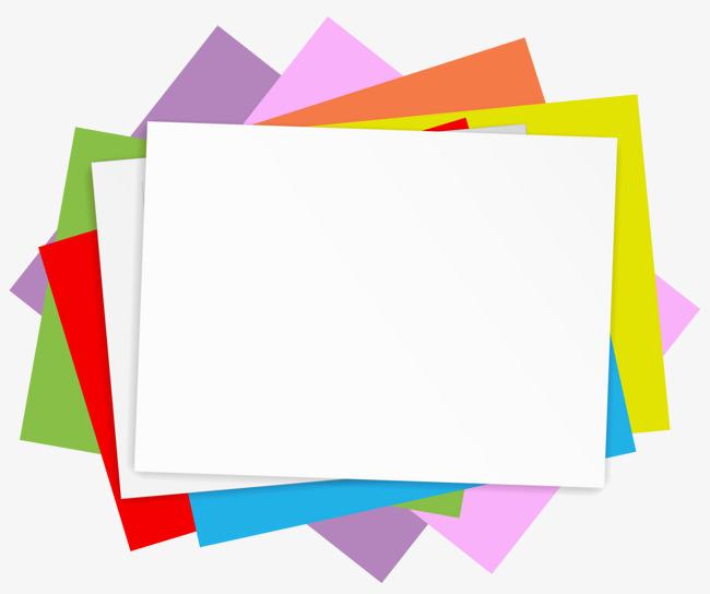 彩纸黑板报版面设计图