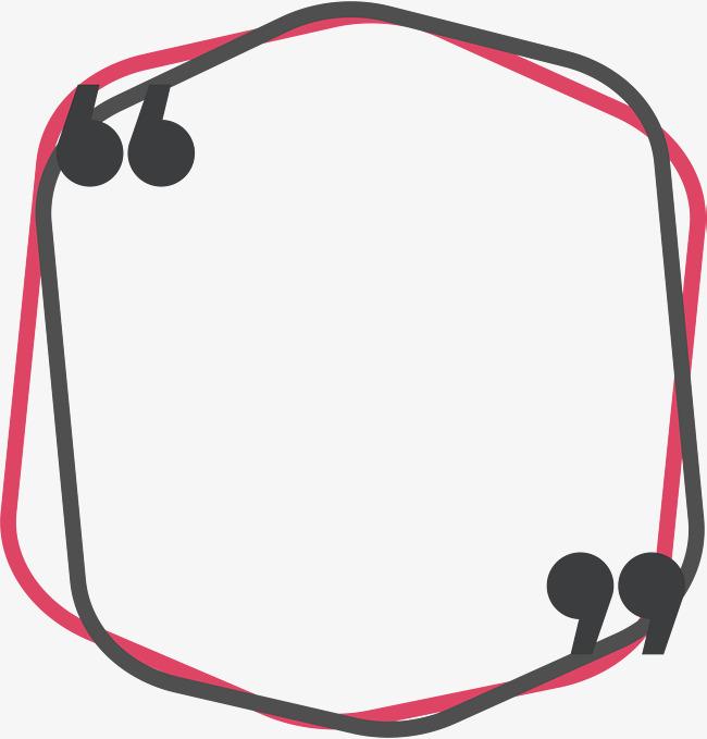 六边形 线条边框素材图片免费下载_高清psd_千库网