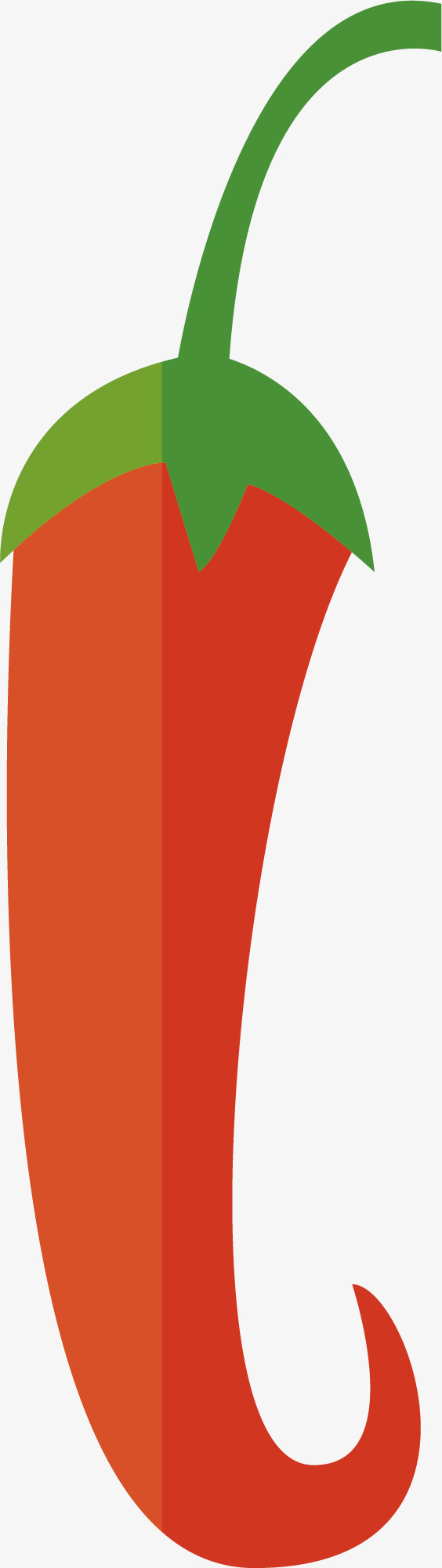 矢量ppt创意设计辣椒图标png素材-90设计