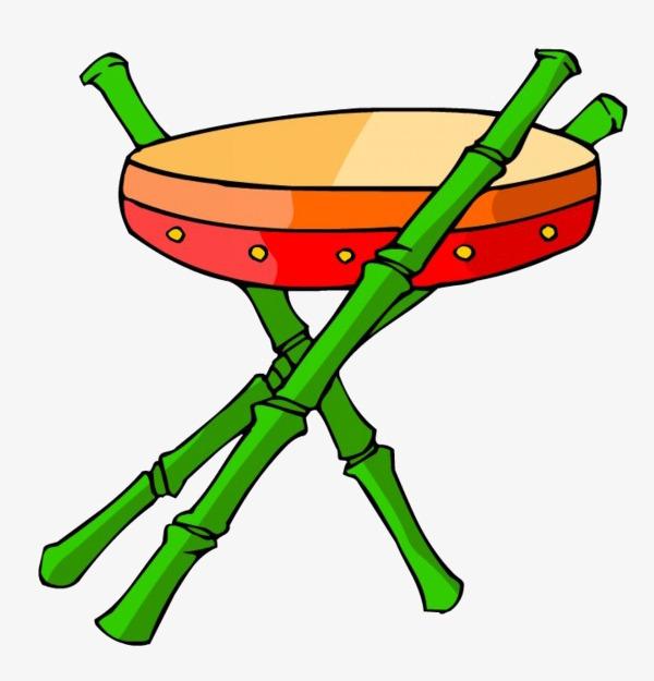 手绘架子鼓