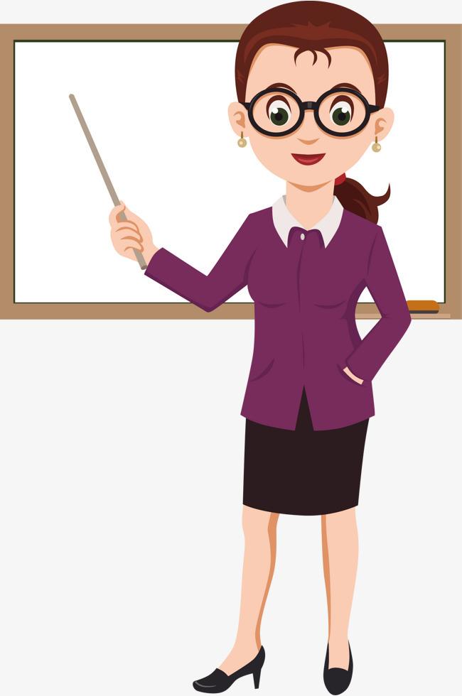 优雅女教师