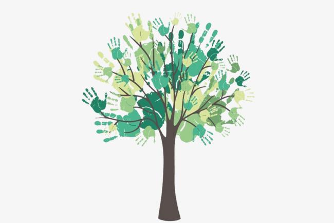 大树涂鸦墙绘素材图片免费下载 高清png 千库网 图片编号8498755图片