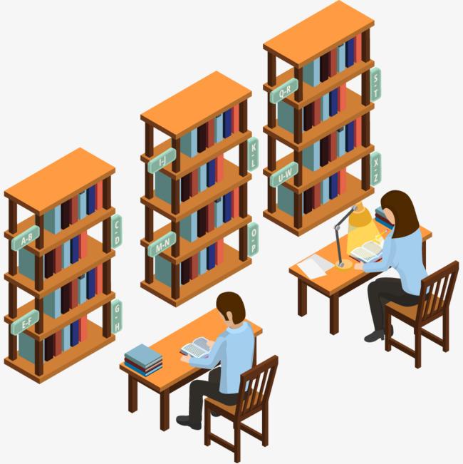 图片 > 【png】 卡通图书馆  分类:手绘动漫 类目:其他 格式:png 体积