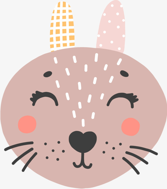 可爱兔子头像