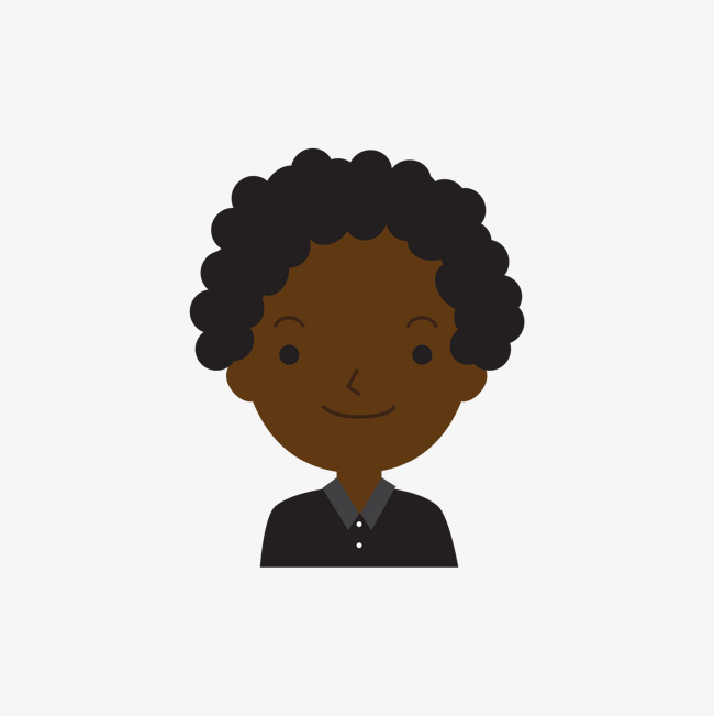 黑人h动漫_黑人女性头像