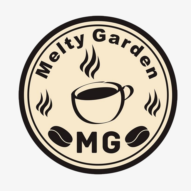 图片 图标元素 > 【png】 圆形香醇咖啡厅logo  分类:图标元素 类目