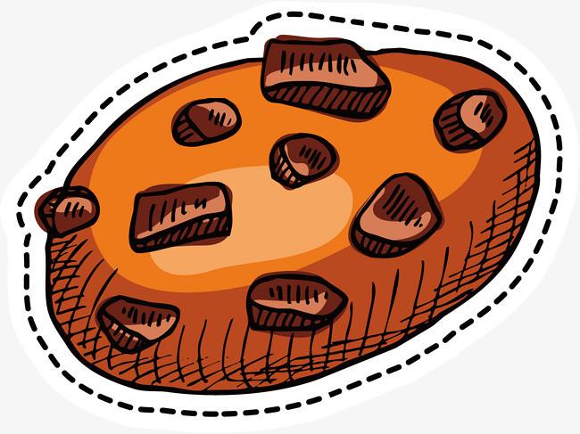 图片 矢量背景 > 【png】 矢量图饼干  分类:手绘动漫 类目:其他 格式图片