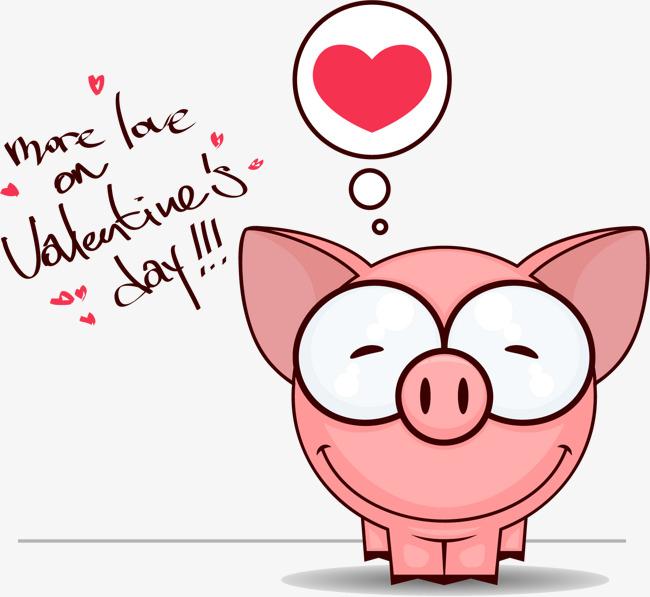 可爱卡通手绘动物矢量图