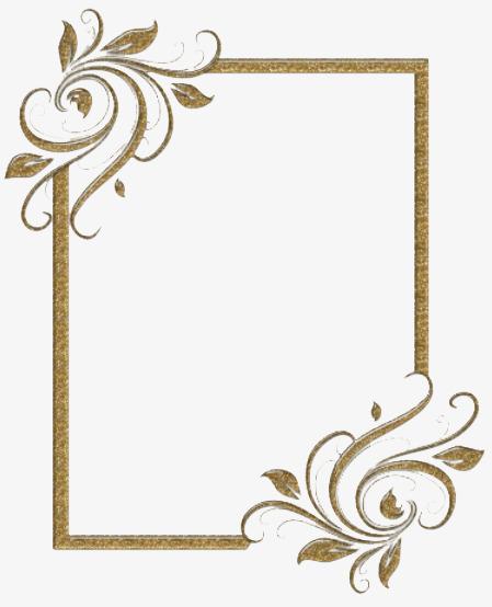 高清 90设计提供高清png其他素材免费下载,本次金色文字框作品为设计