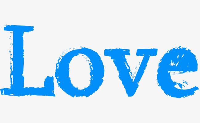 表白画图love手绘简单