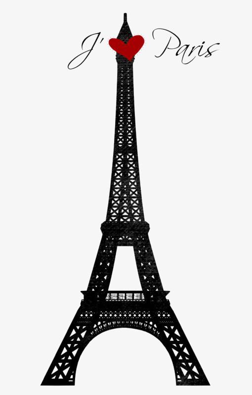 手绘埃菲尔铁塔素材图片免费下载 高清png 千库网 图片编号8646848