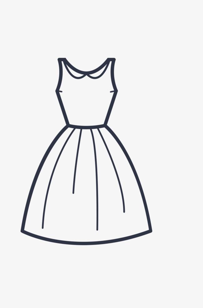 裙子叠法步骤图
