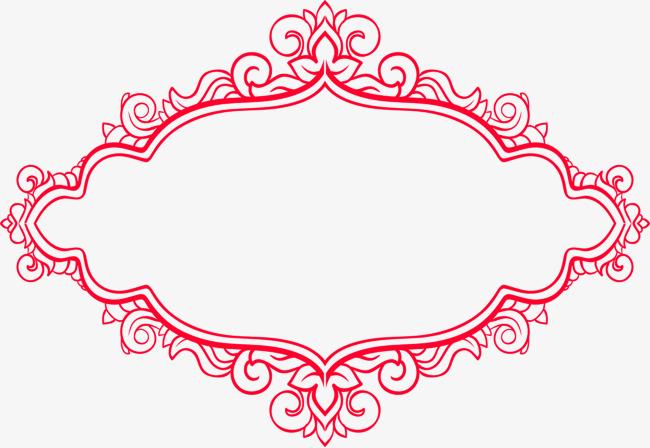 手绘中国风装饰图案