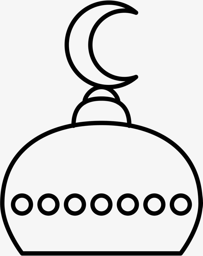 图片 > 【png】 开斋节屋顶月亮  分类:手绘动漫 类目:其他 格式:png