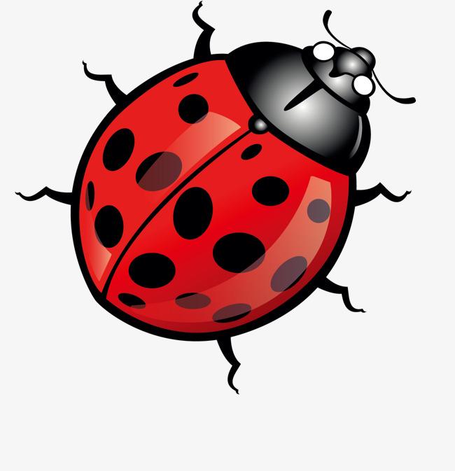糯米红色卡通梦见虫子团子图片