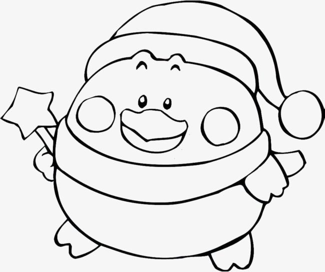 手绘卡通小鸡素材图片免费下载 高清png 千库网 图片编号8715525