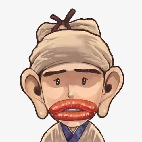 他吃了3颗枇杷,嘴唇肿成 香肠图片