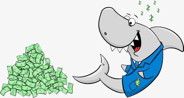 图片 > 【png】 手绘鲨鱼  分类:手绘动漫 类目:其他 格式:png 体积
