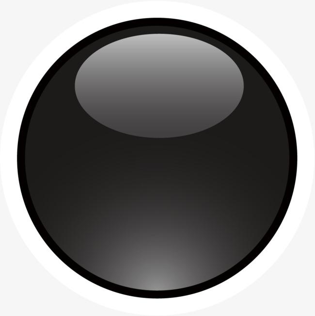 手绘黑色圆圈