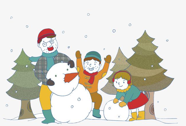 下雪场景素材图片免费下载 高清png 千库网 图片编号8817078