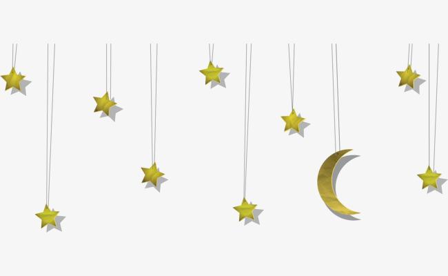 星星月亮图片