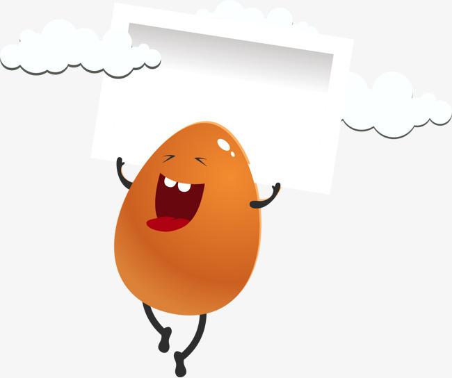卡通可爱鸡蛋图片