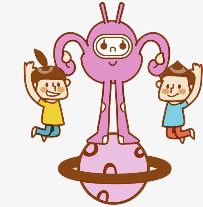 圖片 手繪卡通 > 【png】 手繪機器人  分類:手繪動漫 類目:其他 格式