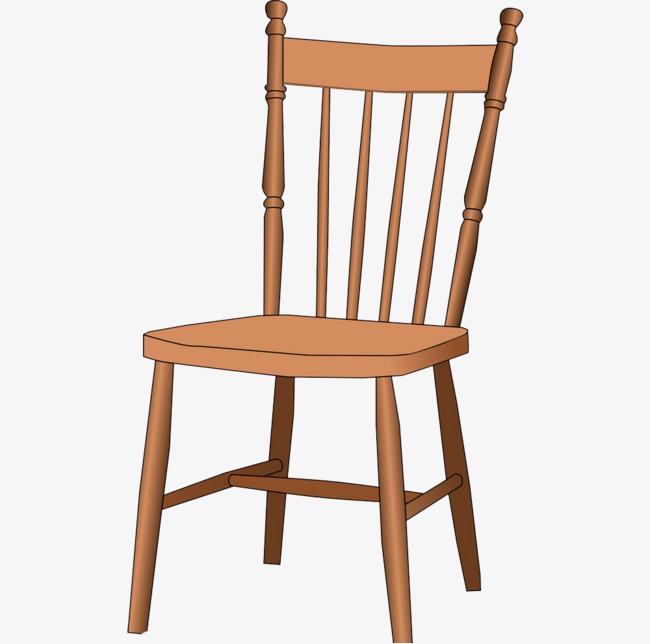 手绘的椅子