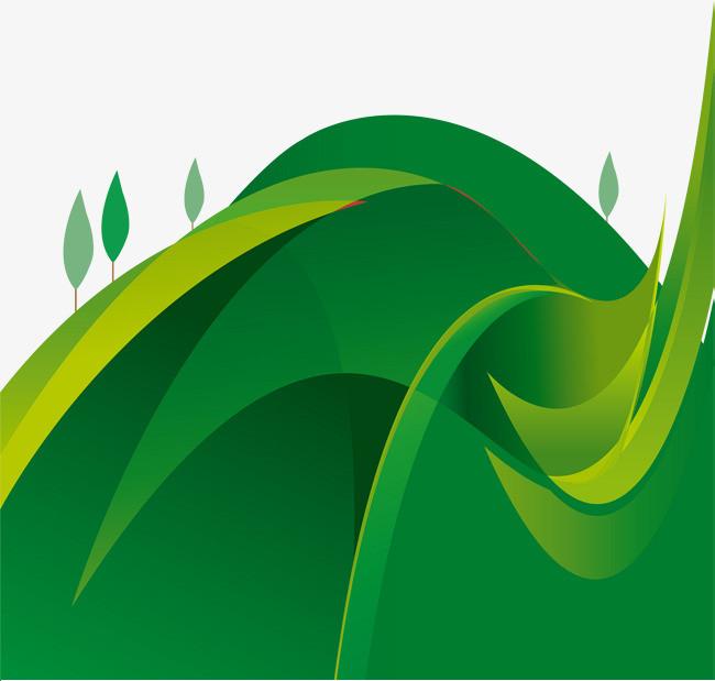 图片 > 【png】 手绘绿色大山  分类:手绘动漫 类目:其他 格式:png图片