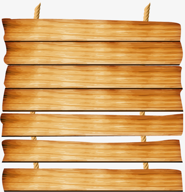 90设计提供高清png手绘动漫素材免费下载,本次手绘黄色木板作品为设计