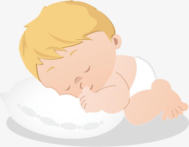 婴儿 熟睡 可爱 手绘素材婴儿 熟睡 可爱 手绘素材png免费下载 手机