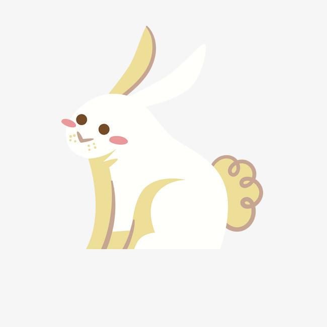 中秋节兔子