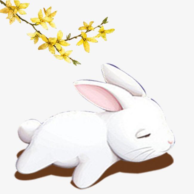 可爱小兔子