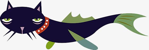 手绘卡通创意鱼png素材下载_高清图片png格式(编号:)图片